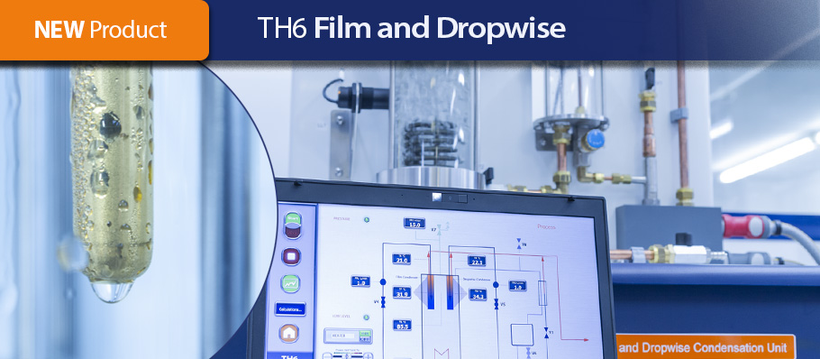 TH6 Film & Dropwise Condensation Unit