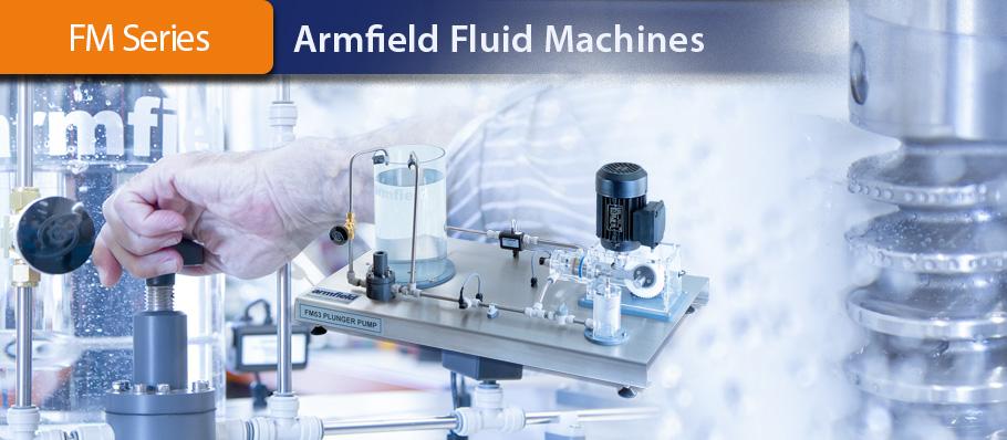 Armfield Fluid Machines