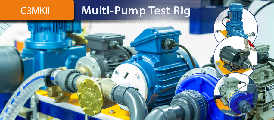 C3 Multi-Pump Test Rig