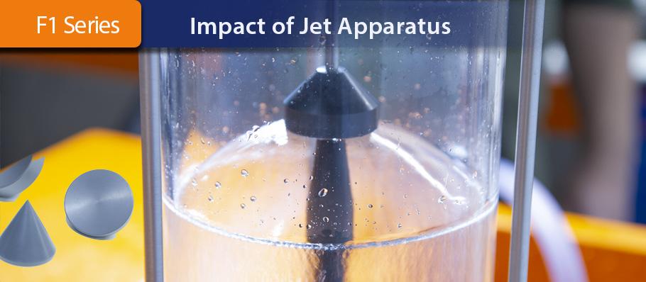 Armfield Impact of Jet Apparatus F1-16