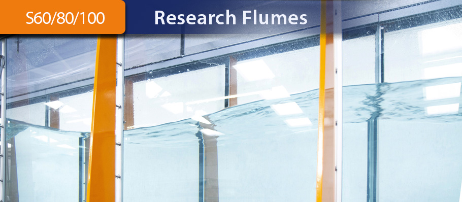 Armfield Research Flumes