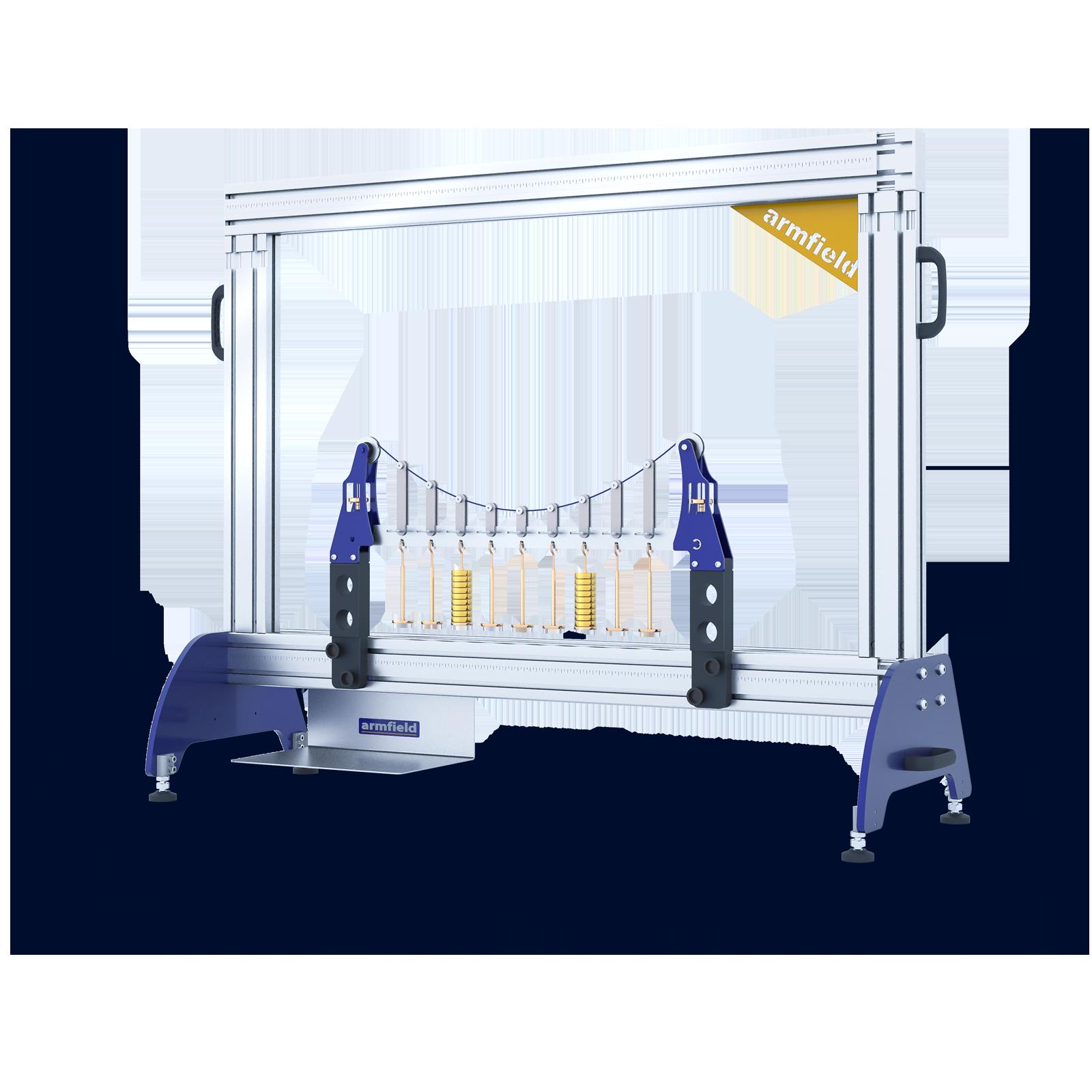 SV400 – Simple Suspension Bridge