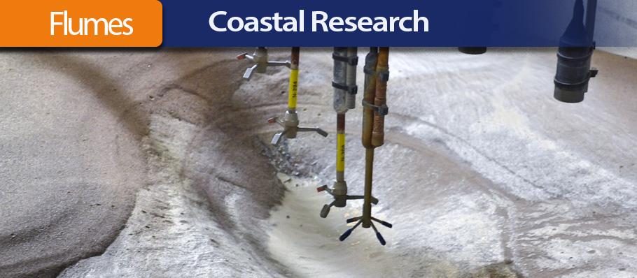 Coastal research, environmental modelling