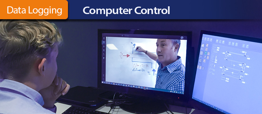 Computer control is so much more than just datalogging a sensor!